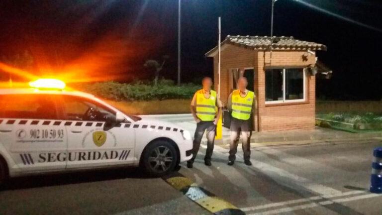 Seguridad privada Toledo y Madrid